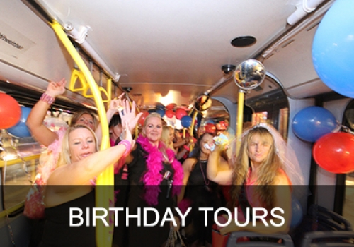 BIRTHDAY TOURS