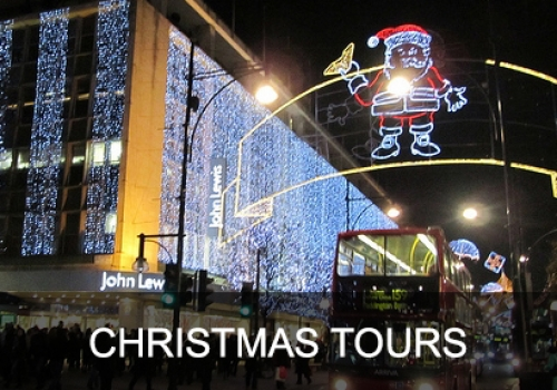 CHRISTMAS TOURS